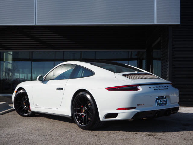 New 2019 Porsche 911 Carrera GTS