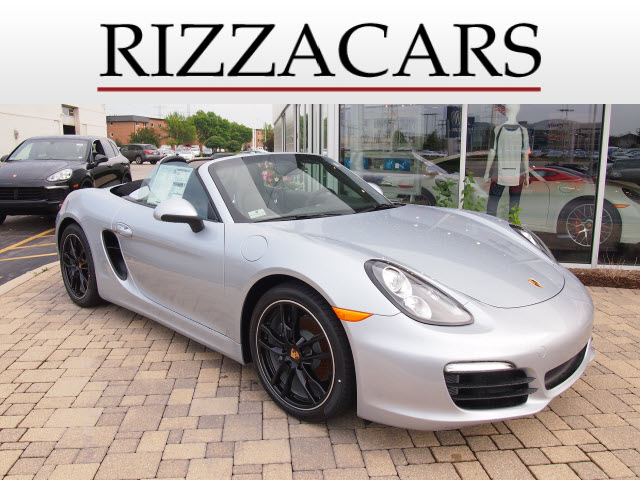 Certified Pre Owned 2015 Porsche Boxster 2dr Convertible