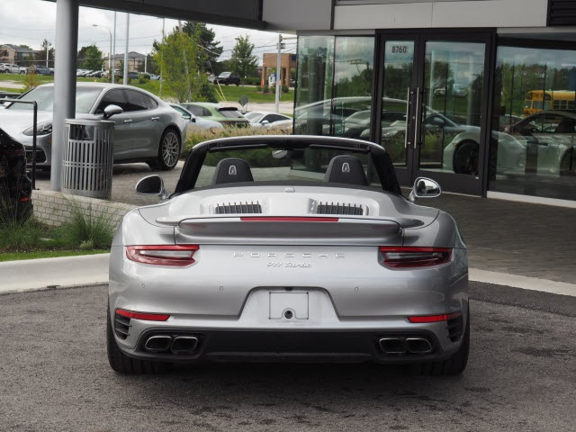 Certified Pre Owned 2017 Porsche 911 Turbo Awd