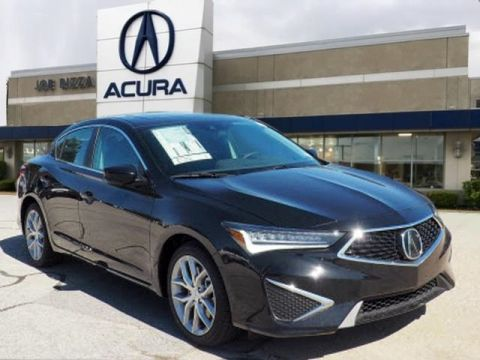 New 2019 Acura ILX Base