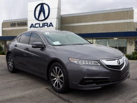 Certified Pre-Owned 2017 Acura TLX 2.4L Base