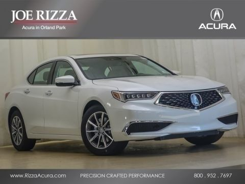 New 2020 Acura TLX w/Tech