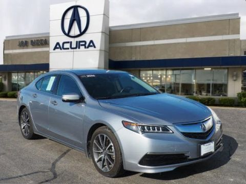 Certified Pre-Owned 2016 Acura TLX 3.5L V6 w/Technology Package