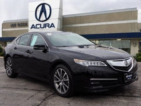 Certified Pre-Owned 2017 Acura TLX Technology Package