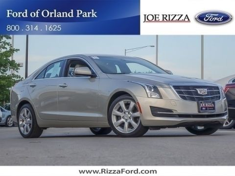 Pre-Owned 2015 Cadillac ATS 2.0T