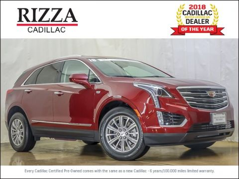 Certified Pre-Owned 2018 Cadillac XT5 Luxury