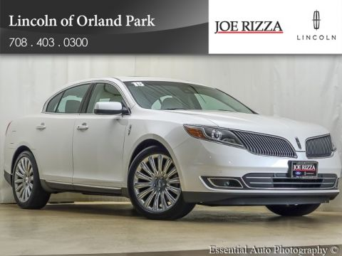 Certified Pre-Owned 2015 Lincoln MKS Base