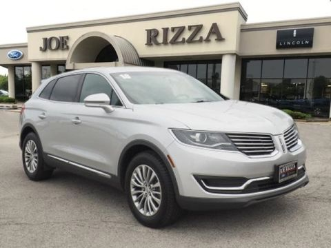 Certified Pre-Owned 2018 Lincoln MKX Select