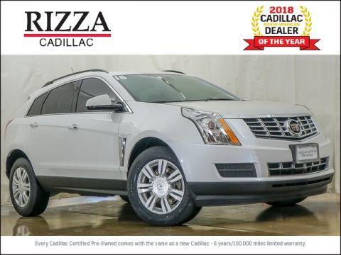 Certified Pre-Owned 2016 Cadillac SRX Standard
