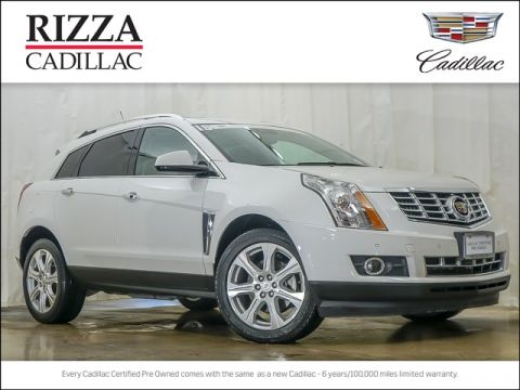 Certified Pre-Owned 2015 Cadillac SRX Performance