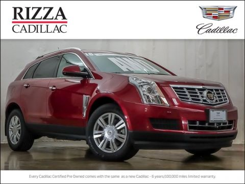 Certified Pre-Owned 2016 Cadillac SRX Luxury