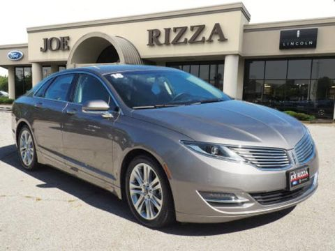 Pre-Owned 2016 Lincoln MKZ Hybrid Hybrid