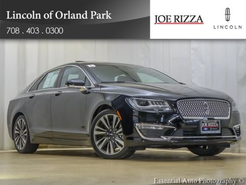 Certified Pre-Owned 2018 Lincoln MKZ Reserve