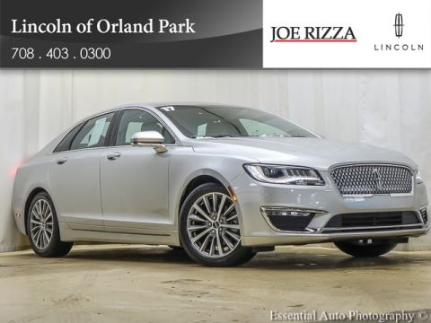 Certified Pre-Owned 2017 Lincoln MKZ Hybrid Premiere