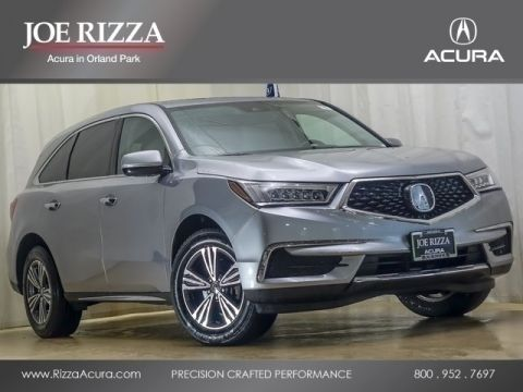 Certified Pre-Owned 2017 Acura MDX 3.5L SH-AWD