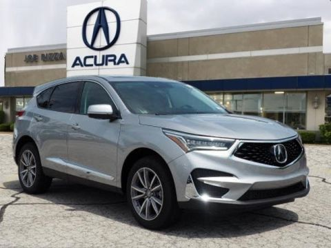 New 2021 Acura RDX Tech SH-AWD 4dr SUV w/Technology ...