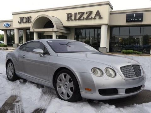 Pre-Owned 2005 Bentley Continental GT Turbo